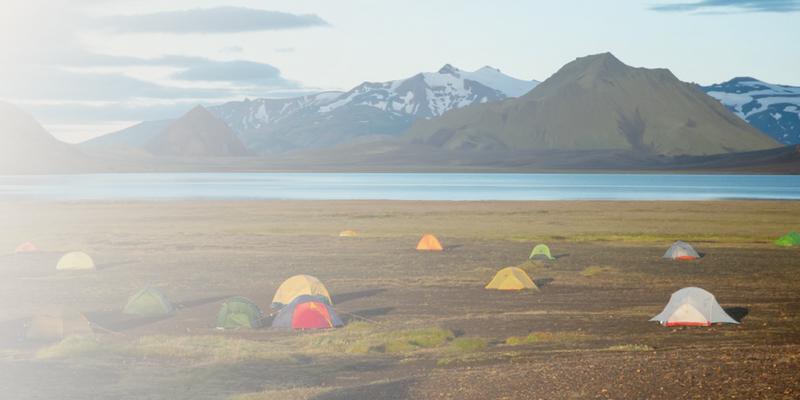 Camping Card 2019