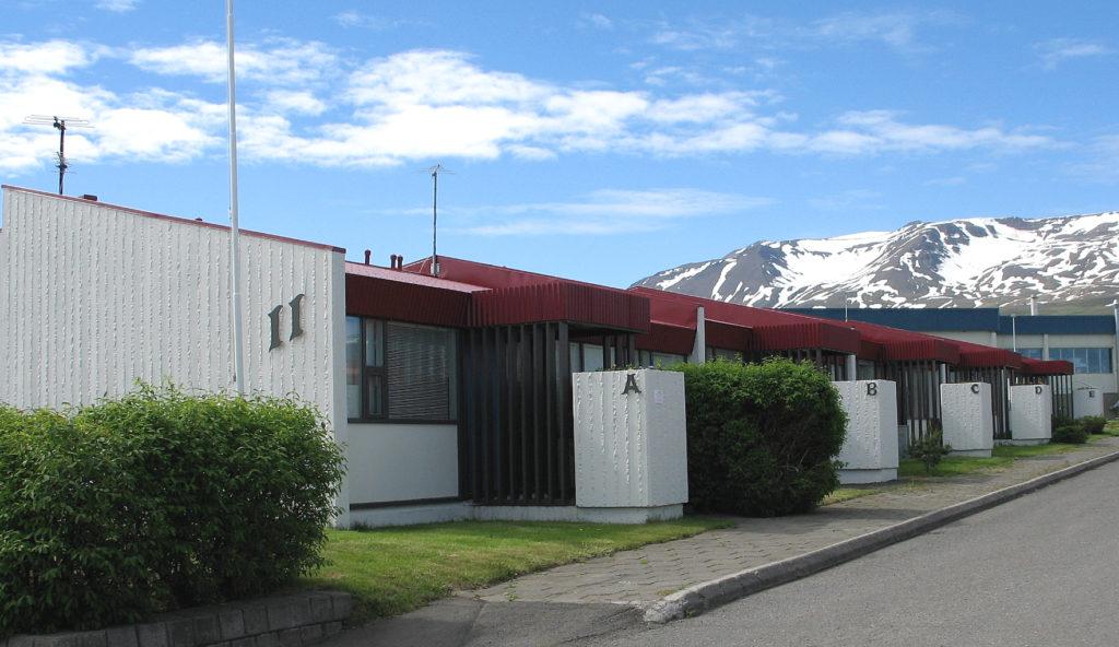 Akureyri – raðhús