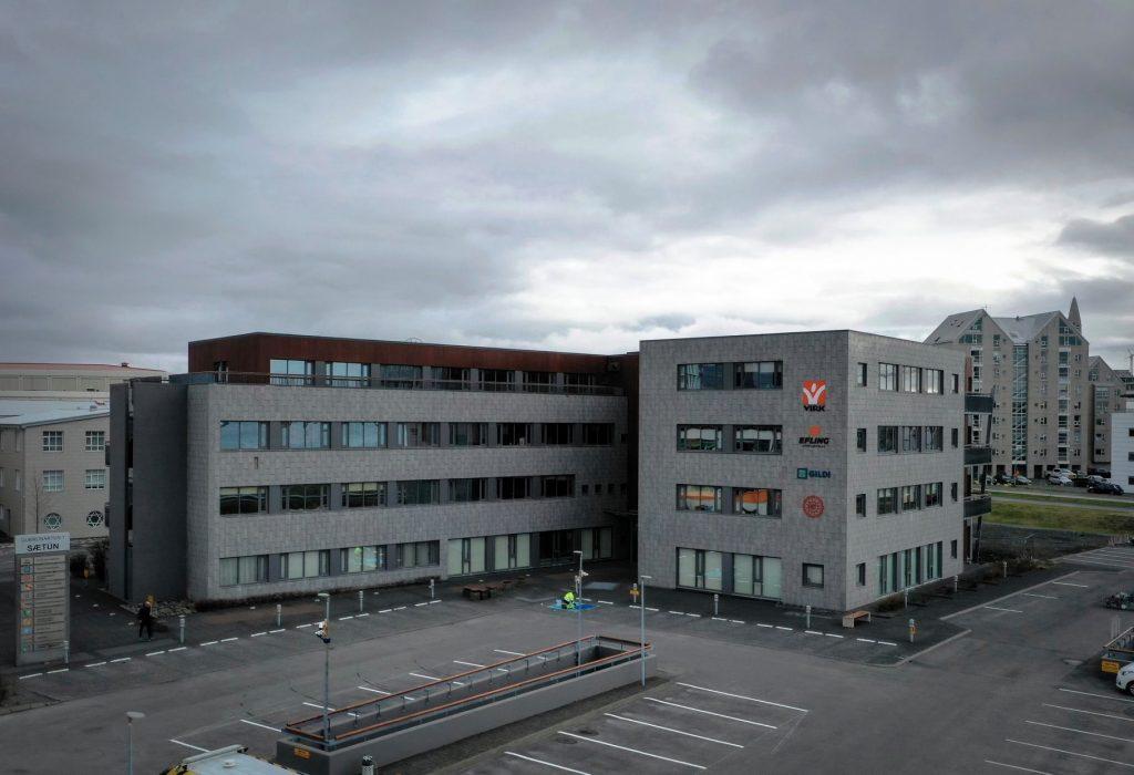 Miðvikudaginn 16. júní lokar skrifstofan kl. 15