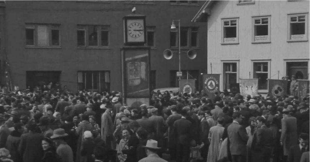 """Heimildarmyndin """"Korter yfir sjö"""" – spurt og svarað"""