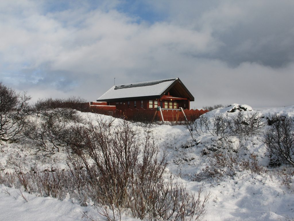Vetrarleiga eftir áramót–opnað fyrir bókanir 1. nóvember